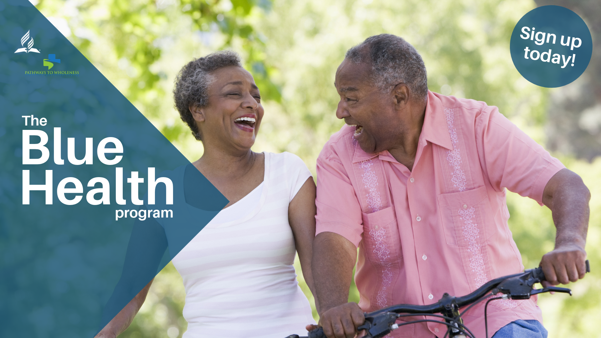 Join our Blue Health Program to learn the simple yet powerful lifestyle principles of the world's longest living and healthiest people -