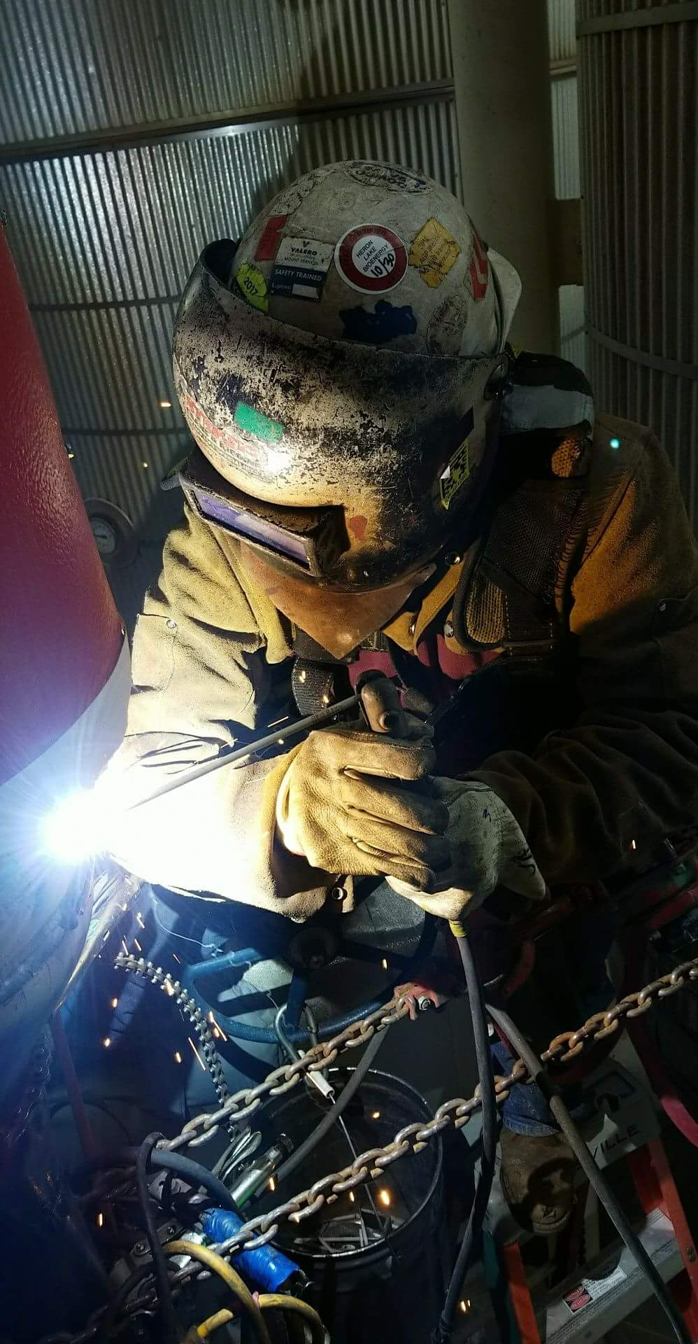 Certified Welder | Pipefitter