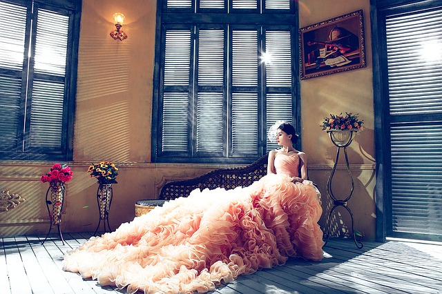 My Tuesday Wedding offers premier services in bridal gown dry cleaning.