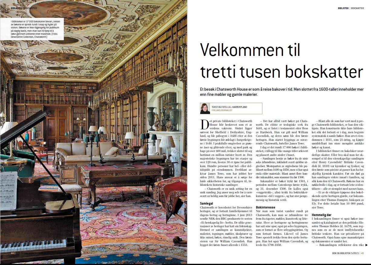 Copy of Bok og bibliotek