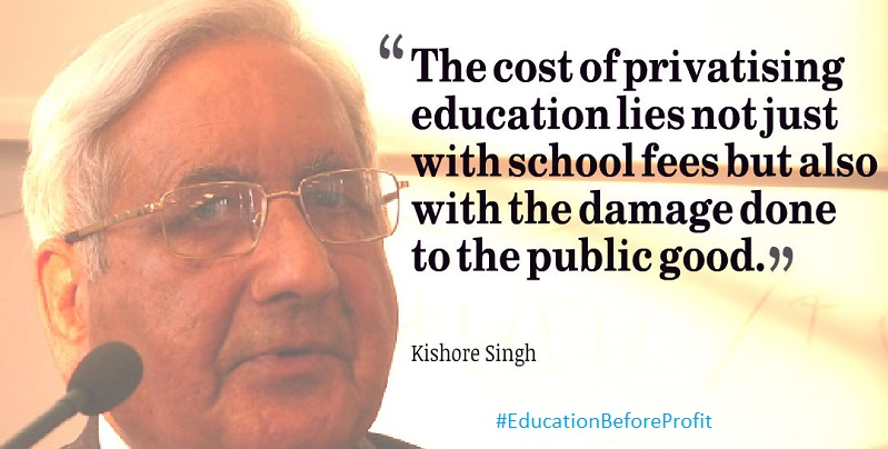 Quote Mr Singh public good Guardian