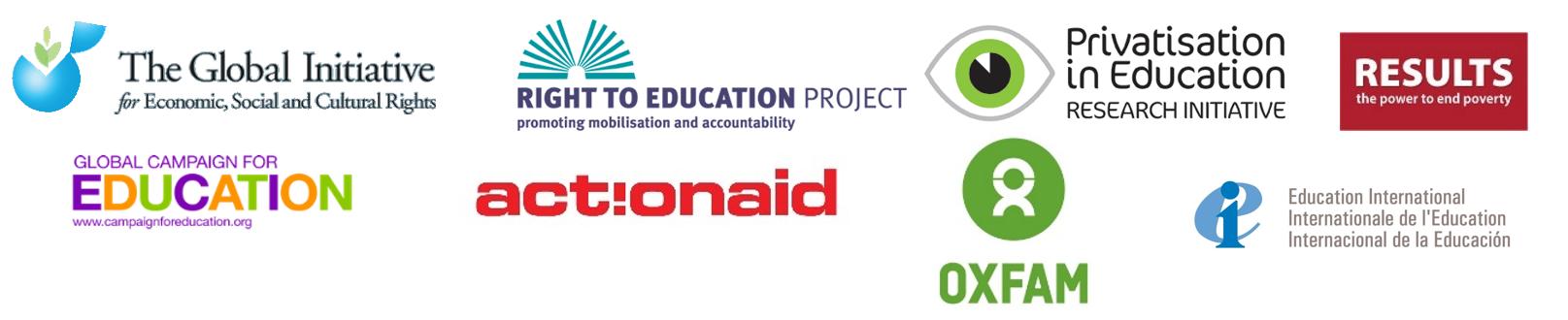 All logos 8 organisations