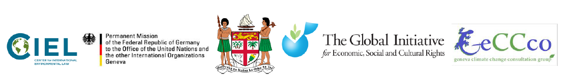 Women's rights and climate change - sponsors logos.PNG