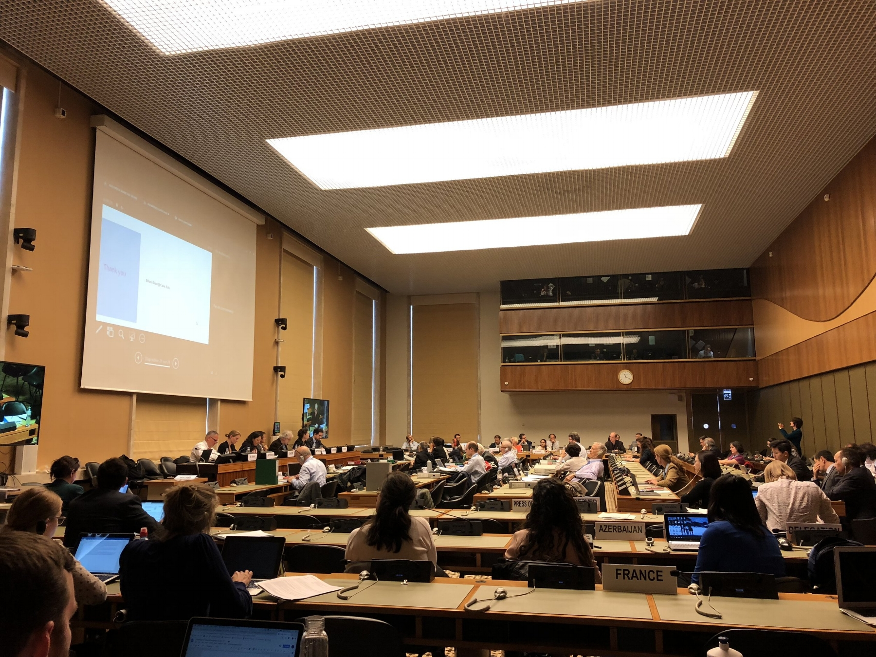 CESCR Day of Discussion on the right to science, October 2018