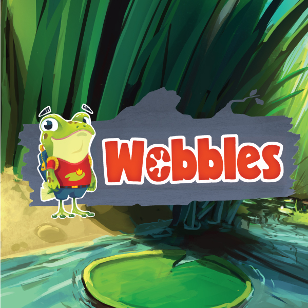 WOBBLES - A fun children's book I illustrated for the author Leah Venegas.***WINNER OF A 2018 MOONBEAM CHILDREN'S BOOK AWARD AND SHORTLISTED FOR THE CHANTICLEER 2018 LITTLE PEEPS BOOK AWARD***Wobbles is a young leapfrog who has trouble learning to leap. He gets teased in school and feels alone. One day, a new student befriends Wobbles and tells him that her father, who is a champion leaper, had the same problem. With the help of his new friend and her father, Wobbles takes his first successful leap.As the end of the school year arrives, Wobbles must conquer his fear and succeed in the leaping competition. Will he be able to show the students who bullied him that he is no longer afraid of them? This book is about perseverance, endurance, and success from working hard and facing your fears.You can get more information about where to pick up a copy of the book and merchandise at the author's website: leahvenegas.com