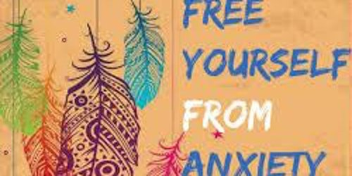 Taking Control Back From Anxiety -