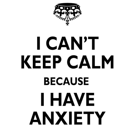 Taking Back Control From Anxiety -