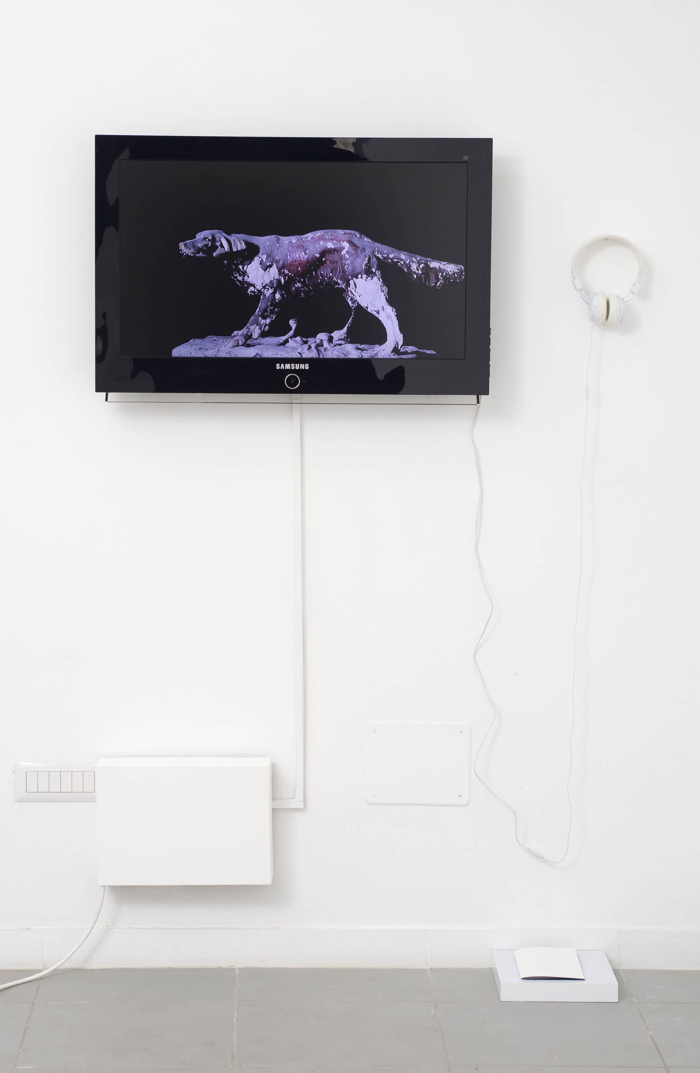 Karen Kramer, Prelude to (HoG), 2014.Photo by Giorgio Benni. Image courtesy the artist, curators and The Gallery Apart, Rome.