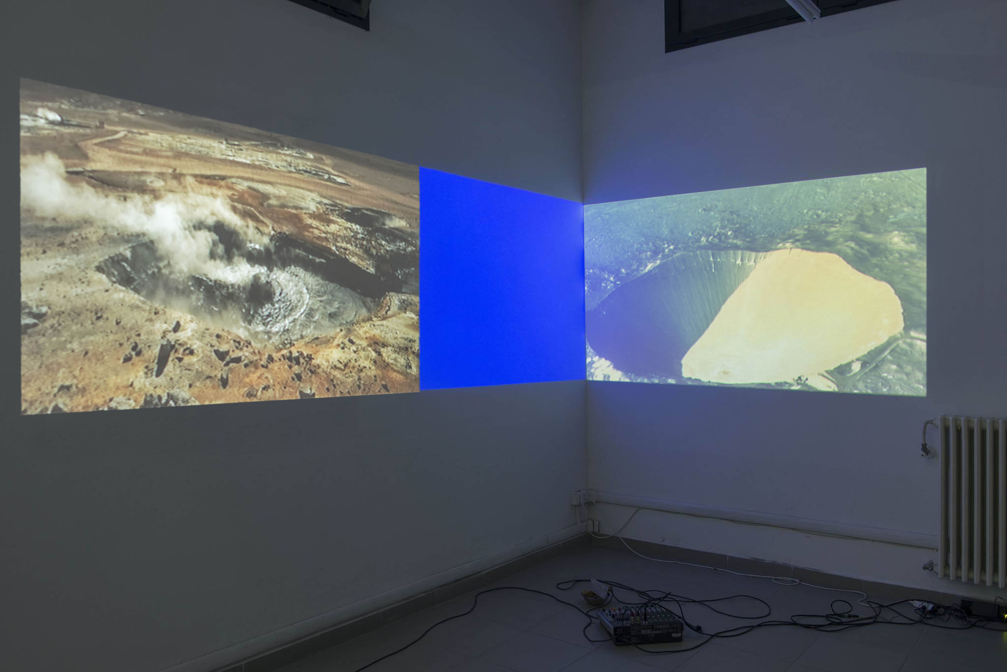 Anna Mikkola and Matilda Tjäder, Human Interference Task Force. Episode 1: Community of Cells, 2014.Photo by Giorgio Benni. Image courtesy the artist, curators and The Gallery Apart, Rome.