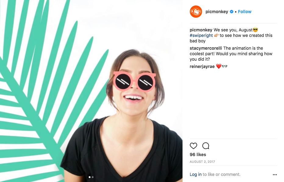 PicMonkey Social Media