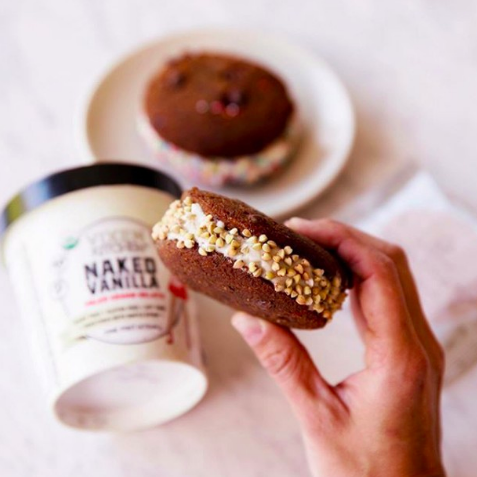 Photo from    Parsnip Instagram   . Taken by    Tri Nguyen    featuring    Vixen Kitchen    x    CompletEats Cookies   .