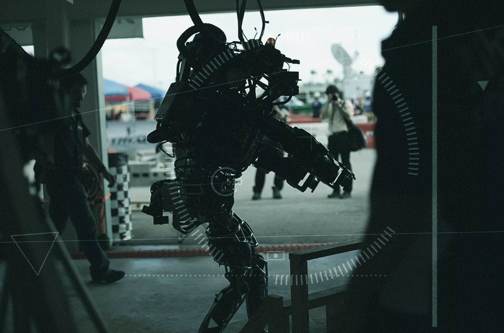 <strong>Should a robot decide when to kill?</strong><br>The ethics of war machines.</br>