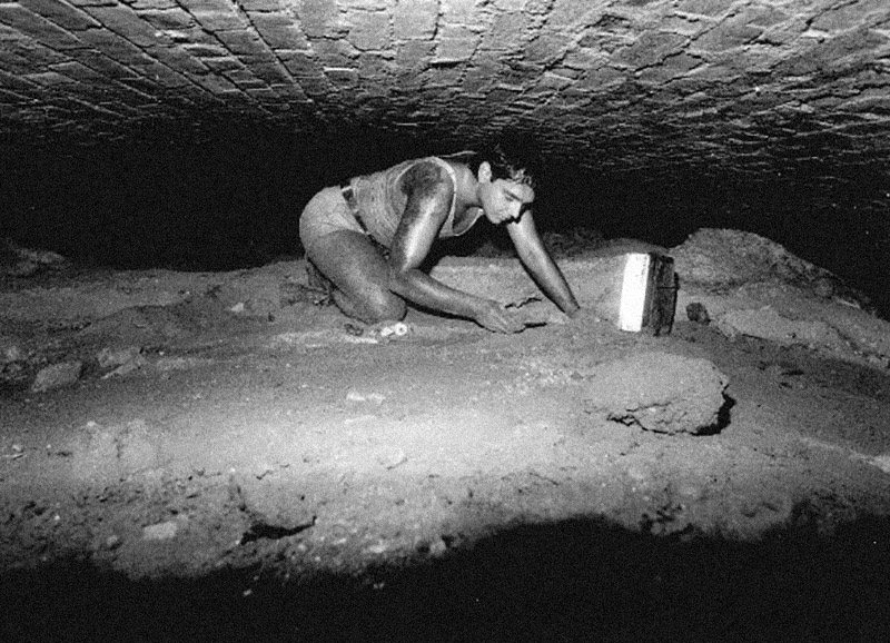 <strong>Finding and losing the world's oldest subway tunnel</strong><br>The man who discovered a 169-year-old landmark wants back inside.</br><em>Spirit Award, Brooklyn Film Festival 2014</em>