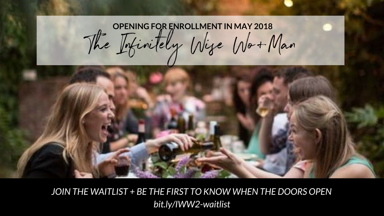 Sign up for the IWW Waitlist
