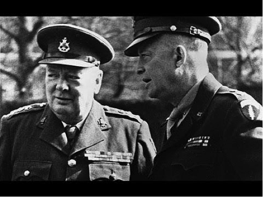 Humes, Eisenhower and Churchill: The Partnership that Saved the World