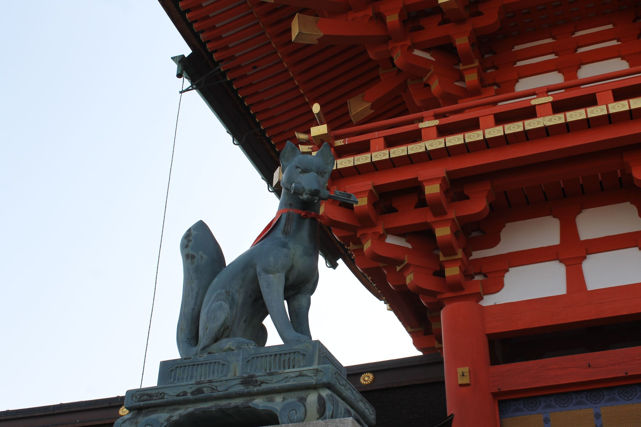 Fushimi Inari Fox.jpeg