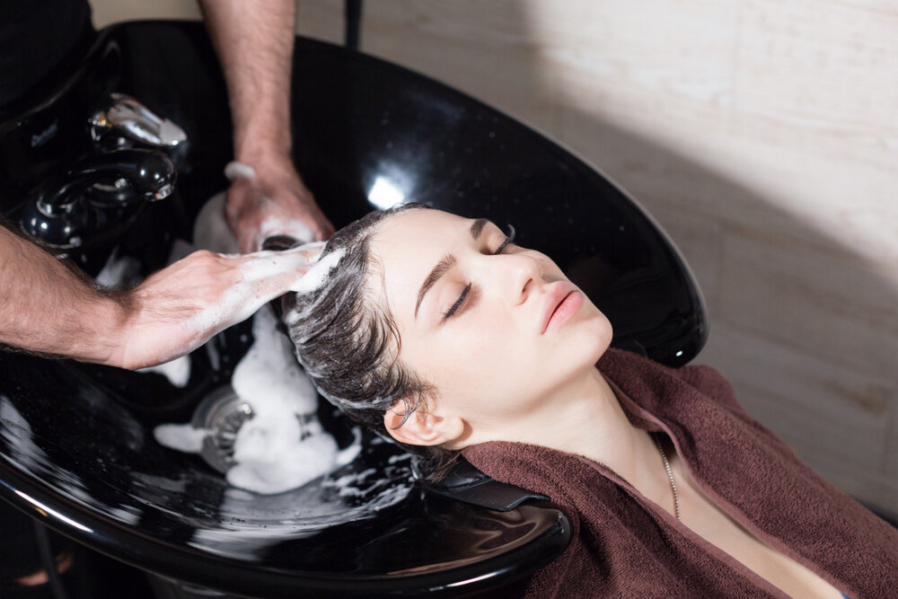 Hair and Scalp Treatment Moontree Spa