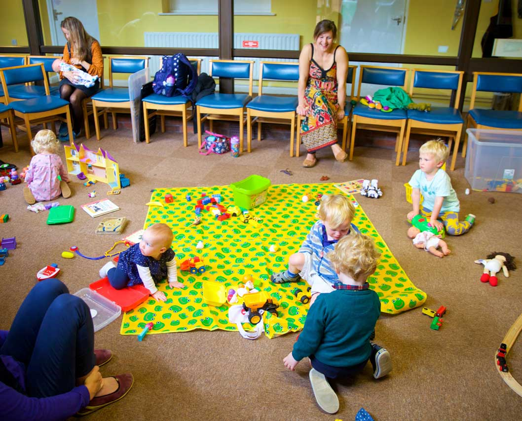 Toddler Group - Toddler group runs at South Street on a Monday (9:30am-11am) and Tuesday (9:45am-11:15am).These groups serve 0 - 3 year olds in our local village and are very popular. Booking is essential.We ask for a donation of £1 each week which goes towards drinks/snacks and monthly sponsorship of Merlin, a child we support in India.Click here for the Facebook page.