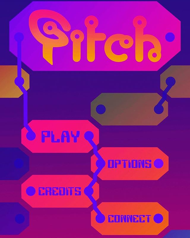 Our current menu concept 😜 #menu #ui #uidesign #menudesign #gamedesign #gamedev #gamedevelopment #gitch #mobilegames #gamecompany #opalstudiogames