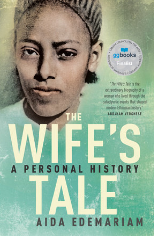 Edemariam, Aida - The Wife's Tale - Cover.PNG