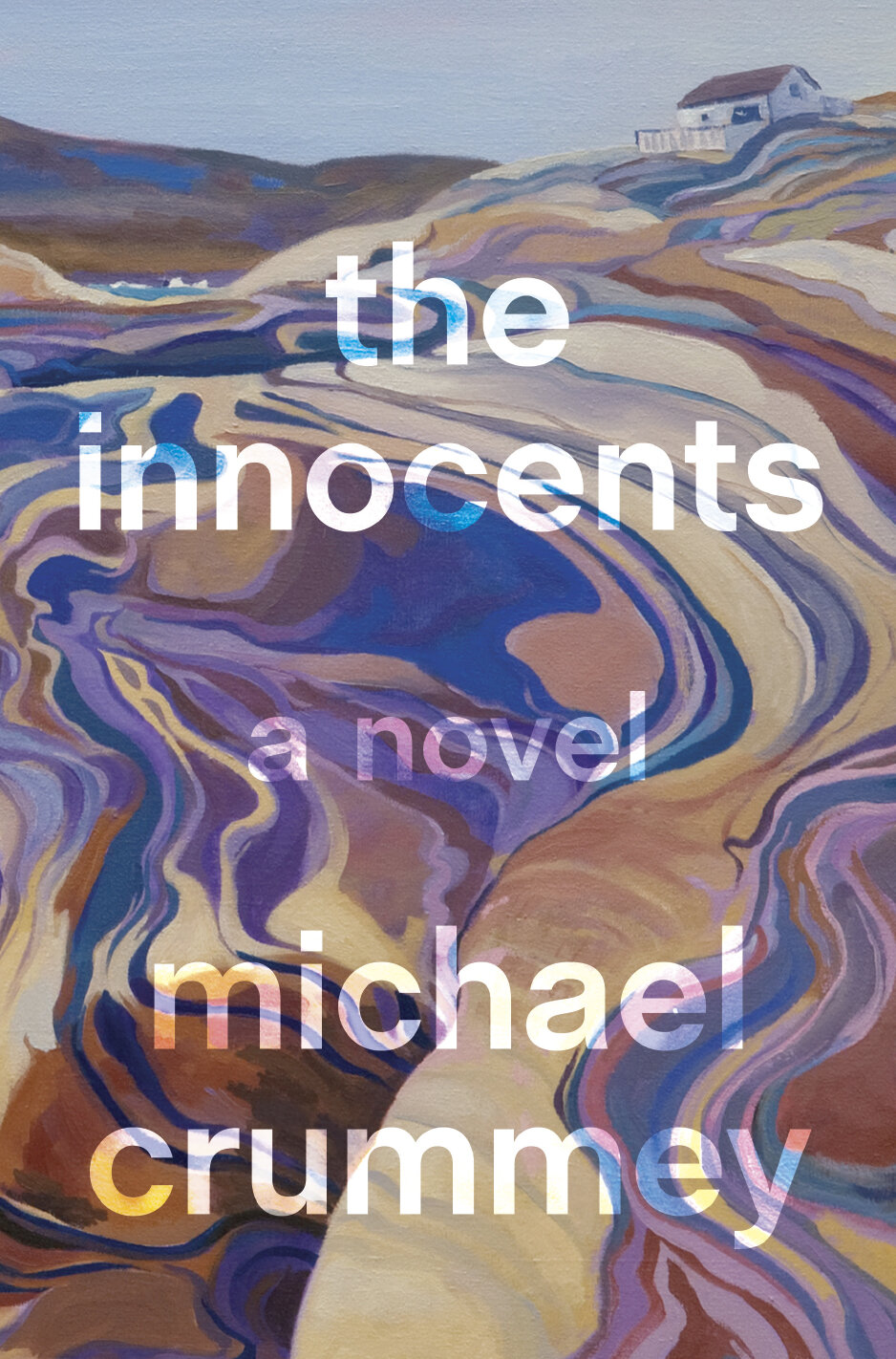 Crummey, Michael - The Innocents - Cover.jpg