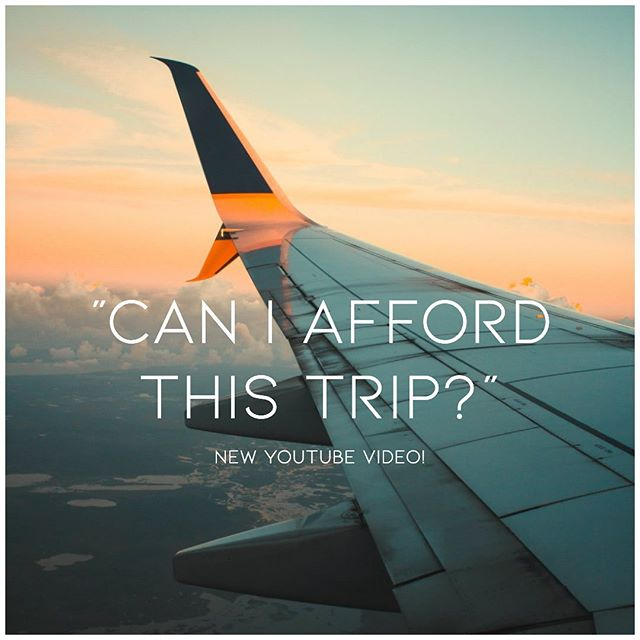 How do we know if we can afford a vacation?  In this tutorial I walk you through a real life trip that I was invited to by 2 fellow travelers I met in Portugal last year. I never say no until I've done the research to find out how much it will cost me and if I have the money.  LINK IN BIO!!! ------------------- #budgettravel #financialhelp
