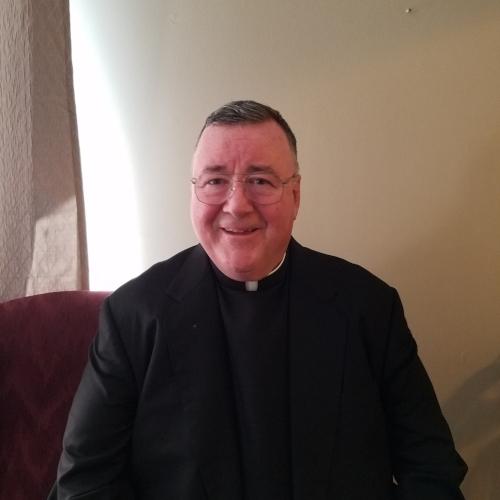 Rev. James Gould Catholic Medical Association of Northern Virginia