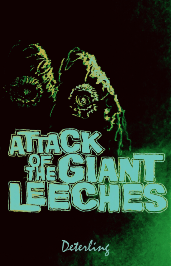 Cover of the score; illustration by Ian Deterling (inspired by posters for the original film).