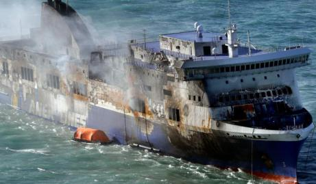 Norman Atlantic's recent tragedy