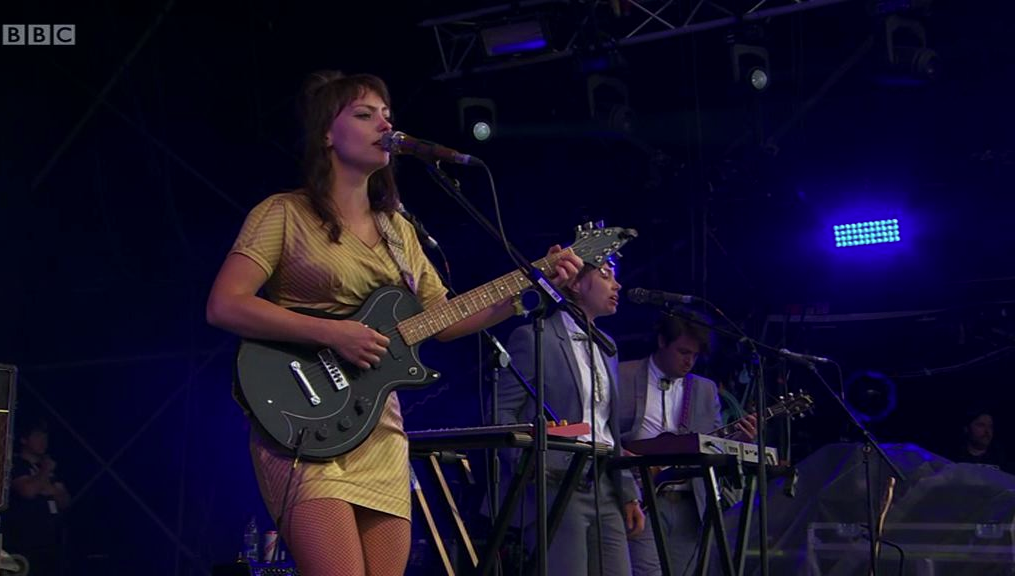 Angel Olsen- Glastonbury 2017
