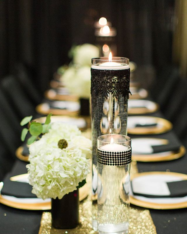 """TBT"" FIT FOR HER KING! #RoyalBashEvents #RoyalBashEventsNyc #NycEventPlanners #ChloeandKimmy #50thBirthday #TableSetting  #TableDecor #BlackandGold #CustomLaceVase  #CustomBeadedVase #Candles  #Birthdays #Weddings #BabyShowers #KidsParties #GenderReveal #HolidayEvents #PrivateEvent #Baptism"
