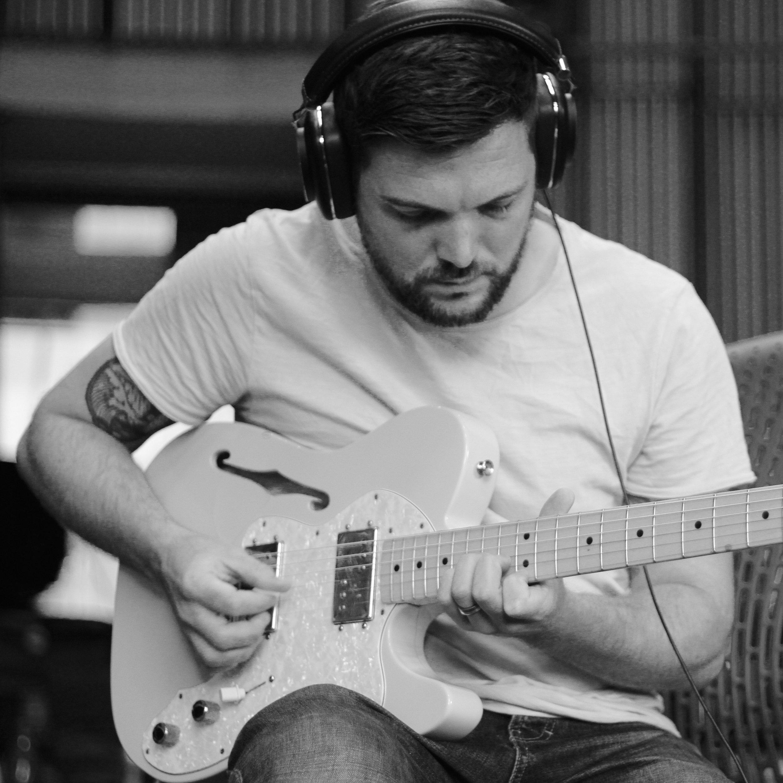 Danny Parker - guitars, vocals