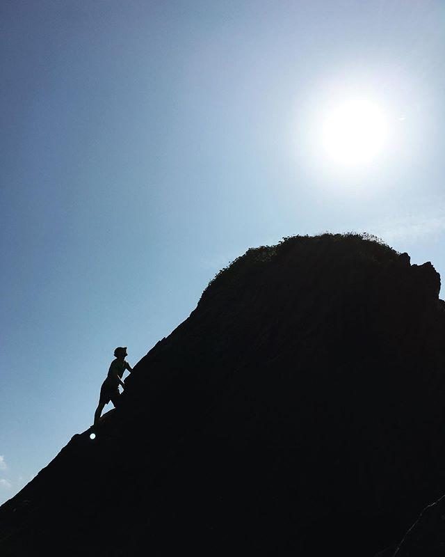@eddiegreen conquering the mountain