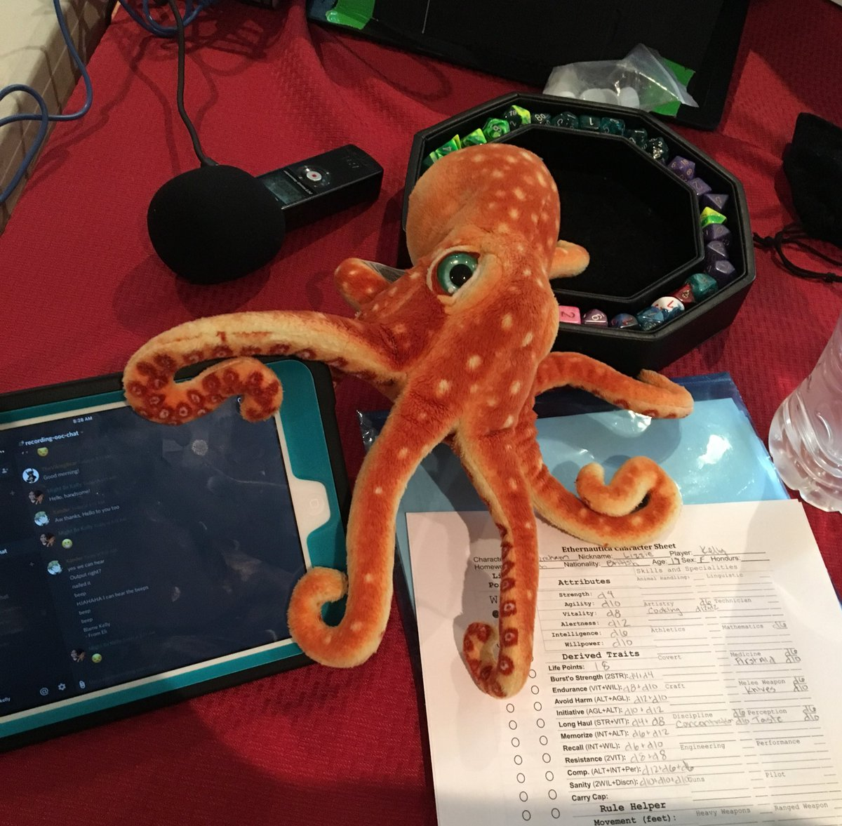 Corndog has his tentacles on EVERYTHING!
