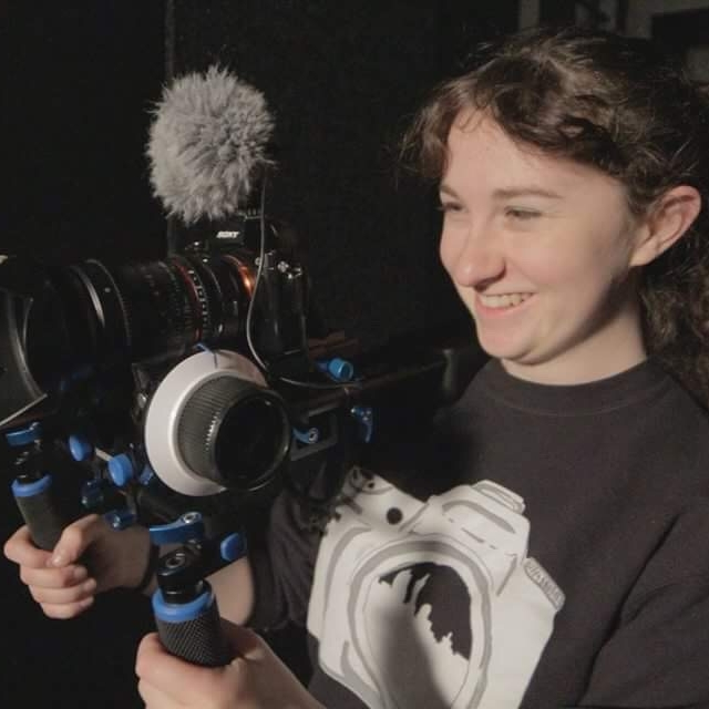 Clio Gevirtz |  Website   Columbia College 2019  Former Cinematic Affairs Chair