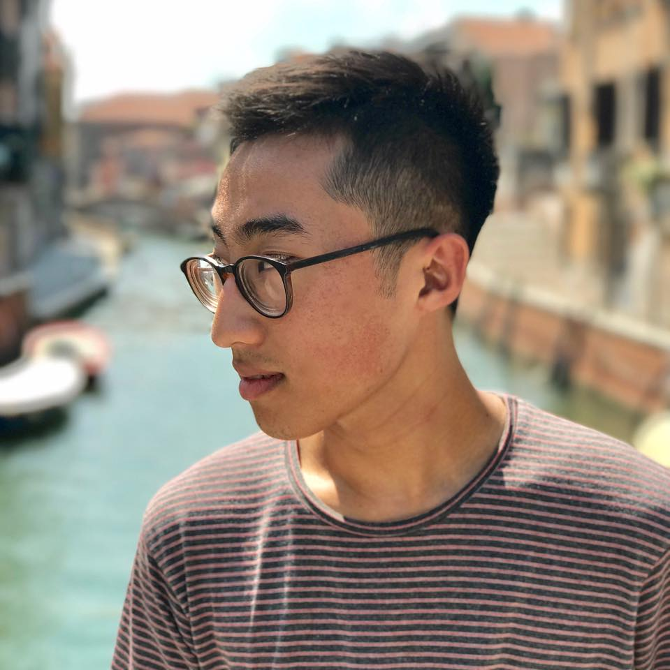 Richie Ngo  Columbia College 2020  Former Alumni Relations Chair