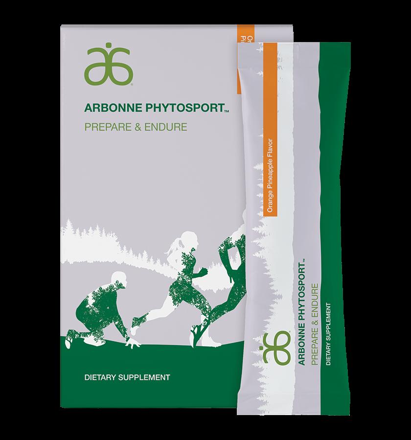 Phytosport Pre-Workout Powder Sticks