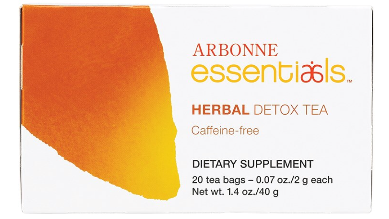 Herbal Detox Tea