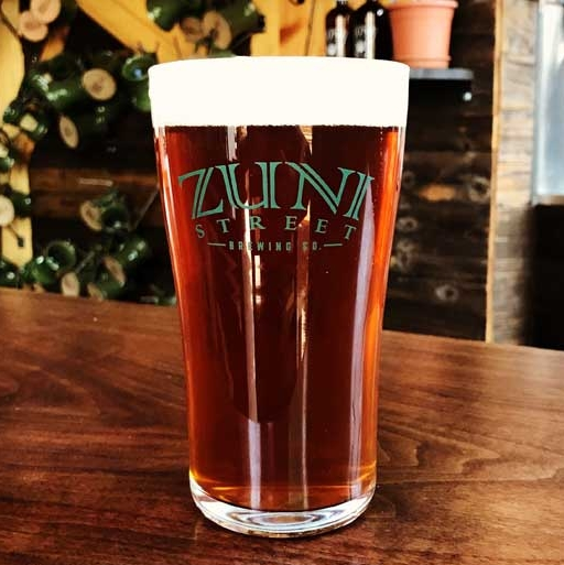"JUSTIN'S EASY GOING AMBER ABV: 5% IBU: 17 A full bodied amber ale, accented with hints of caramel, nuts, and fresh cut bread. As Justin would say, ""This here's a comfort beer."""