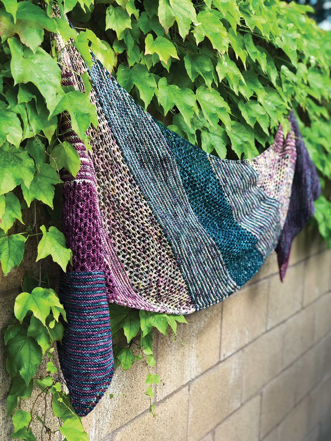 Roopie Shawl By Genevra Lee