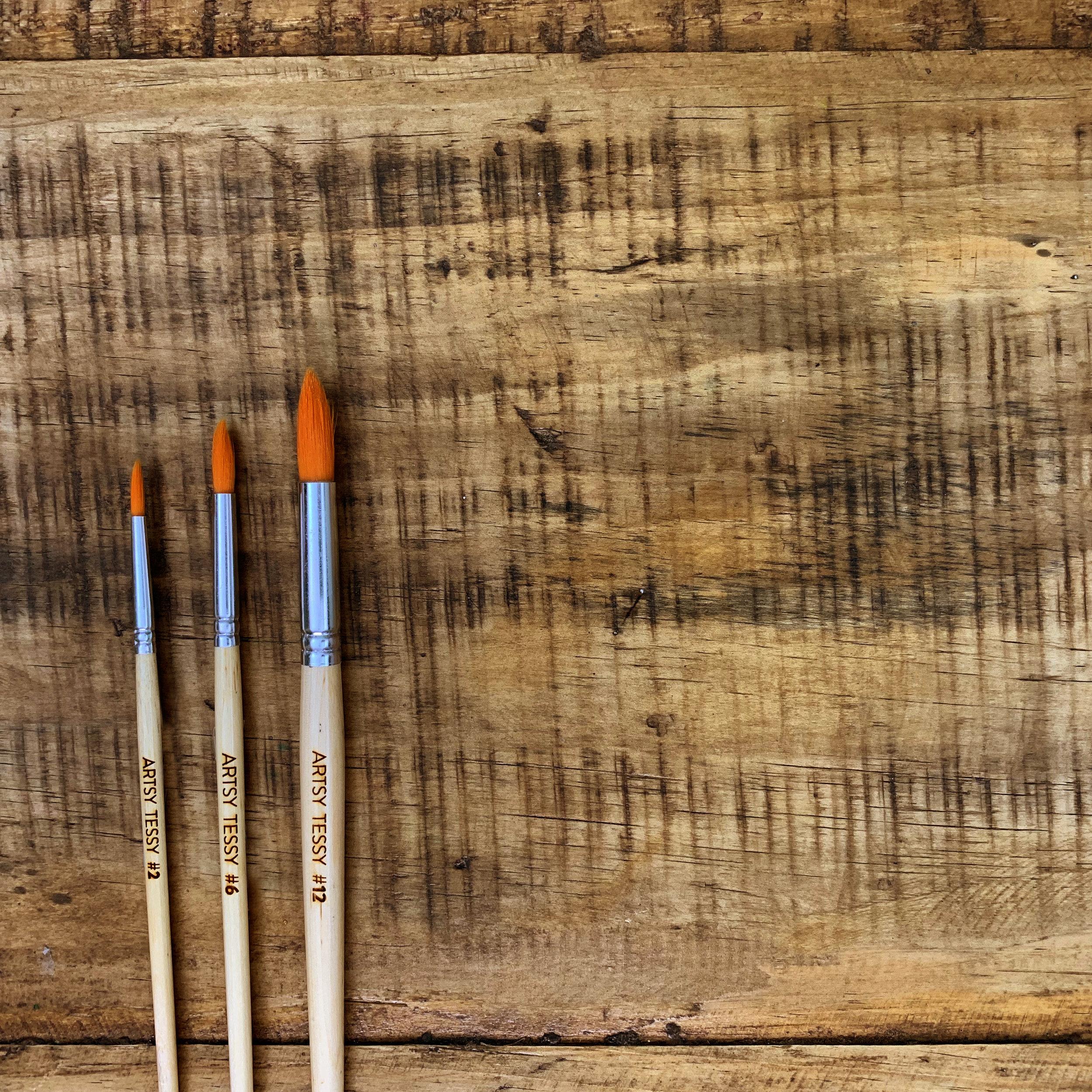 Paint Party Kits Brush Set.JPG