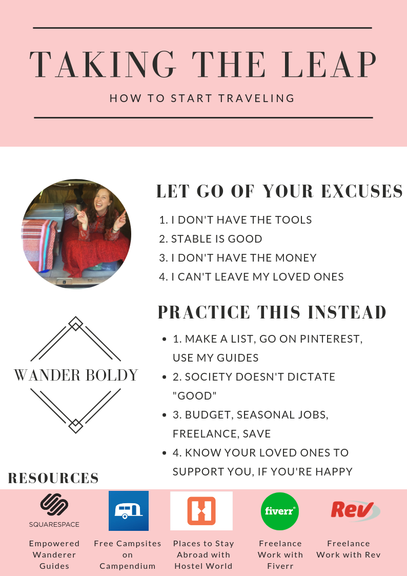 Ready to Wander Your Own Way? Use this Guide! - Also read Unsticking Yourself for further guidance.