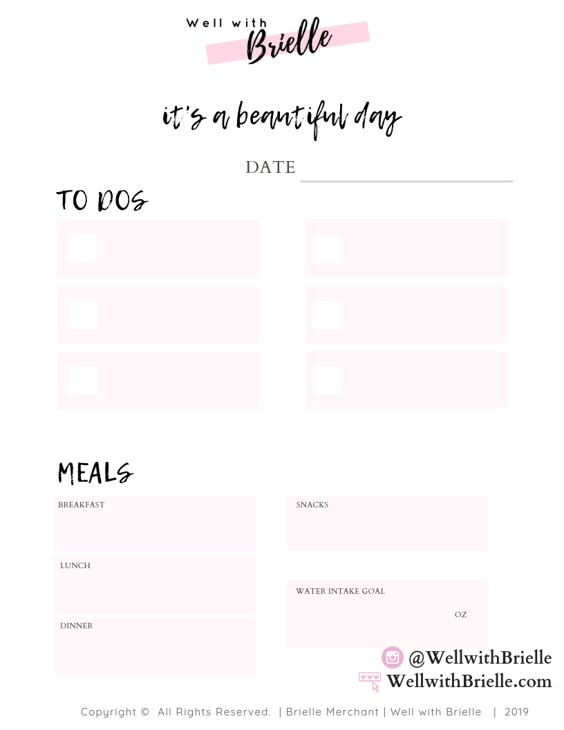 WwB To do list meal planner Well with Brielle-WellwithBrielle.com-Printables - pic.png