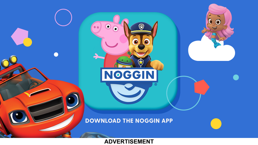 Nick Jr.  Noggin Promotion