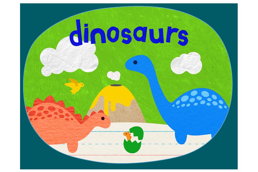Noggin  Dinosaurs