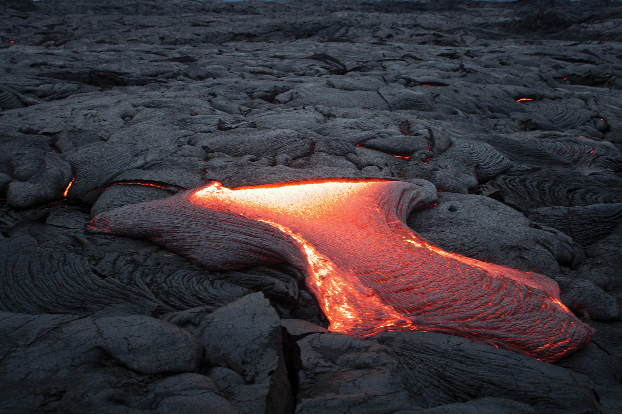 Lava Encounters