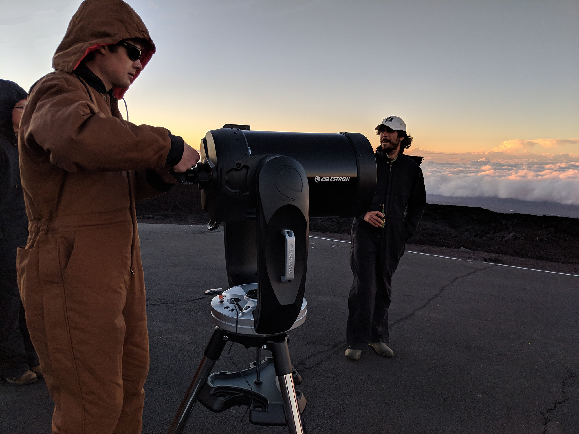 High Power Telescopes