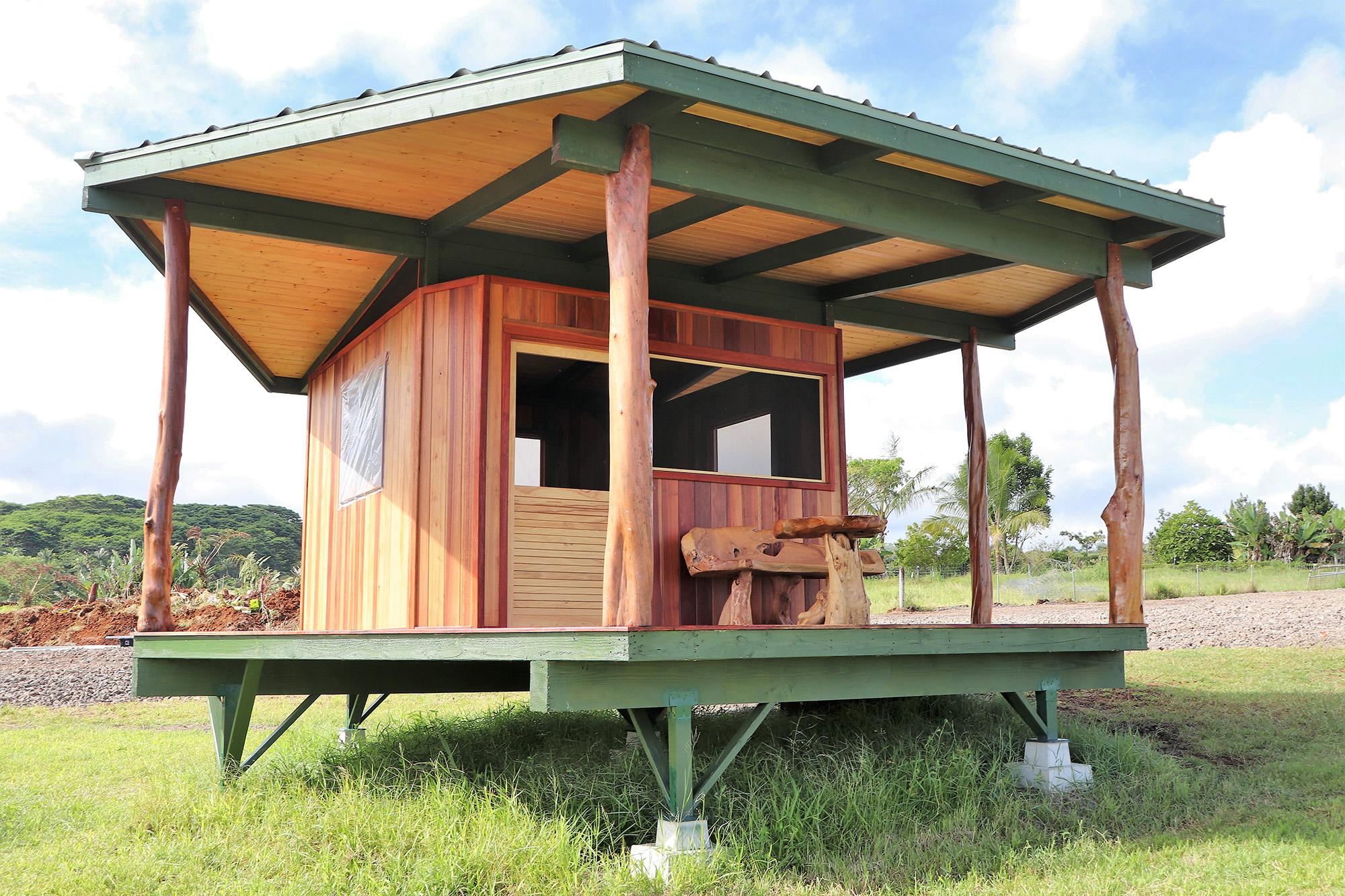 Ocean View Cabins