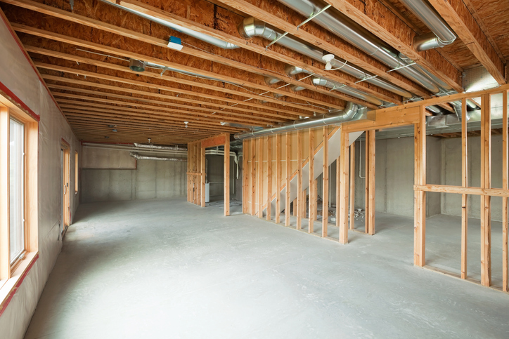 Basements and Crawl Spaces