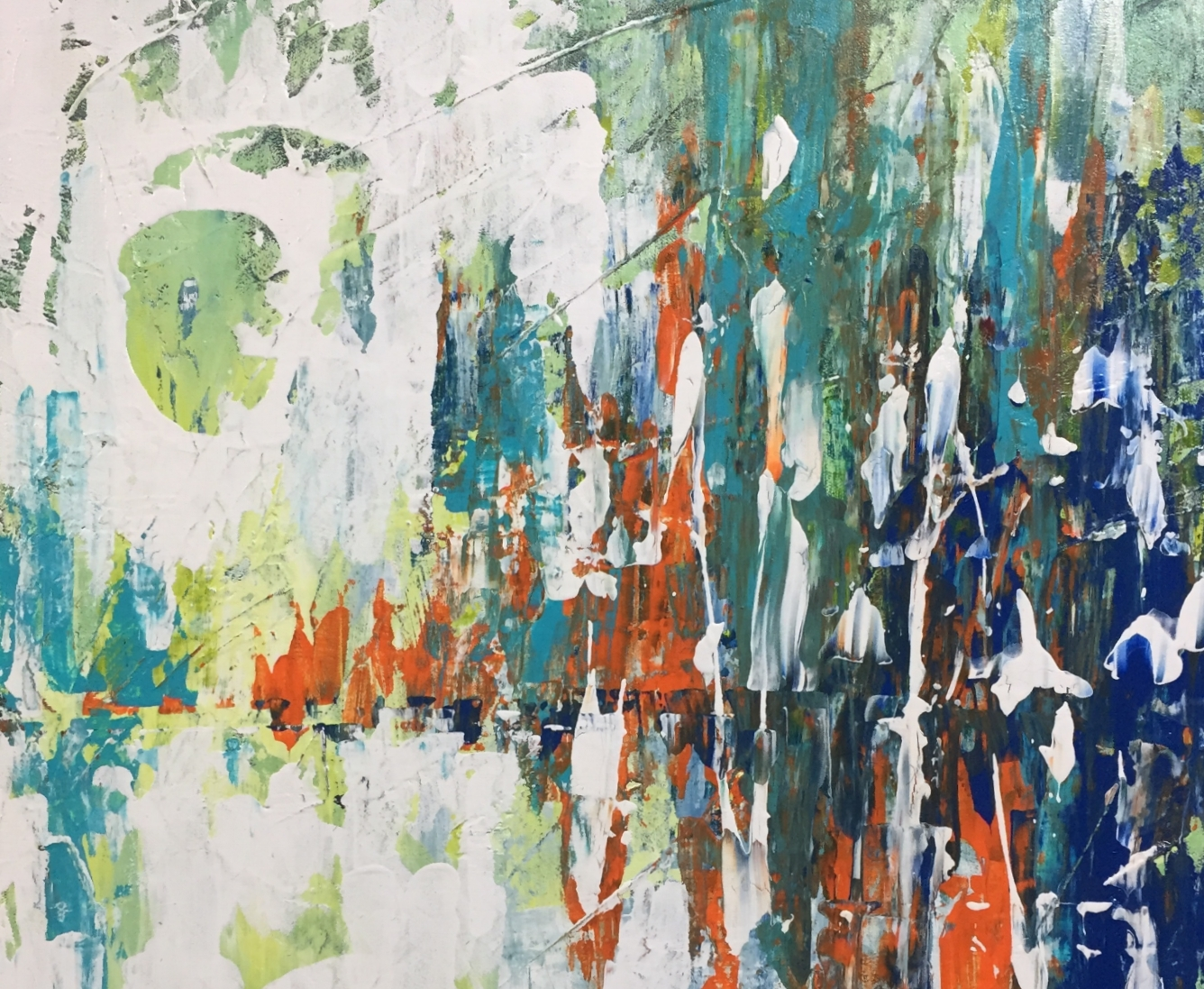 from mind to matter - Figurative Abstracts